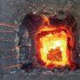 Hoe ontstaat een schoorsteenbrand?