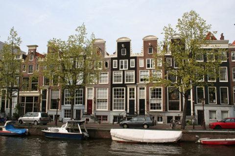 schoorsteenrenovatie prinsengracht amsterdam